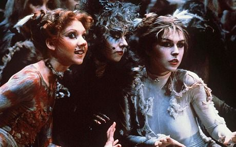 'They told me I was crazy': Andrew Lloyd Webber on remaking Cats - Telegraph