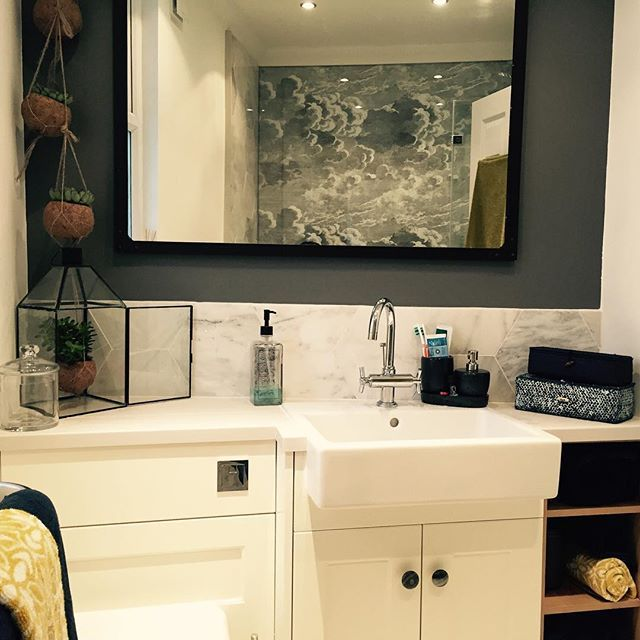 Another #Bathroom #Installation complete in #Sussex great work team