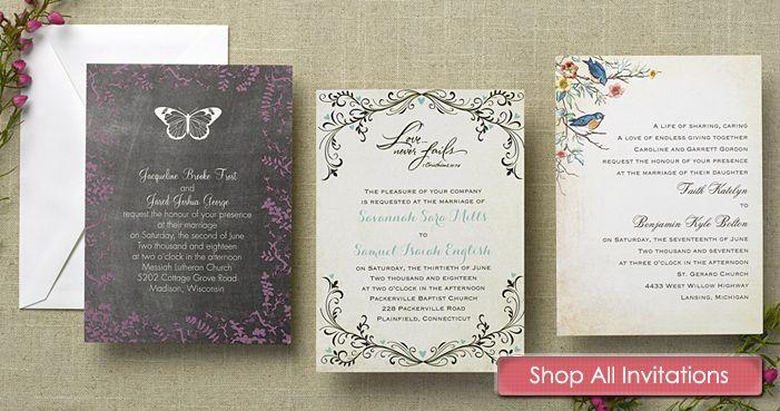 Online Wedding Invitation Websites: 25+ Best Ideas About Inexpensive Wedding Invitations On