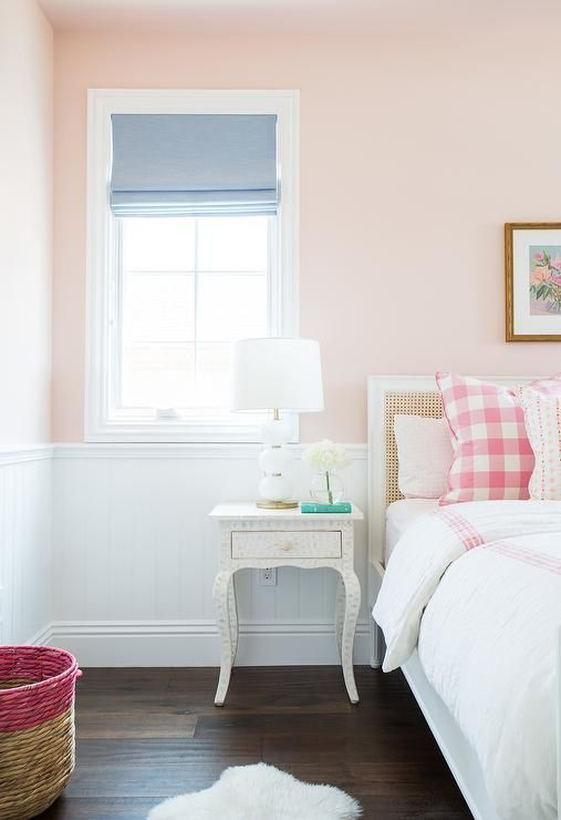 Weu0027ve Rounded Up The Prettiest Pale Pink Paint Colors Perfect For Blush  Colored Walls Plus Interiors In The Exact Paint Match To Show You The Look.