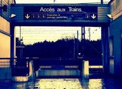 Constructions et architecture Gare de Morcenx