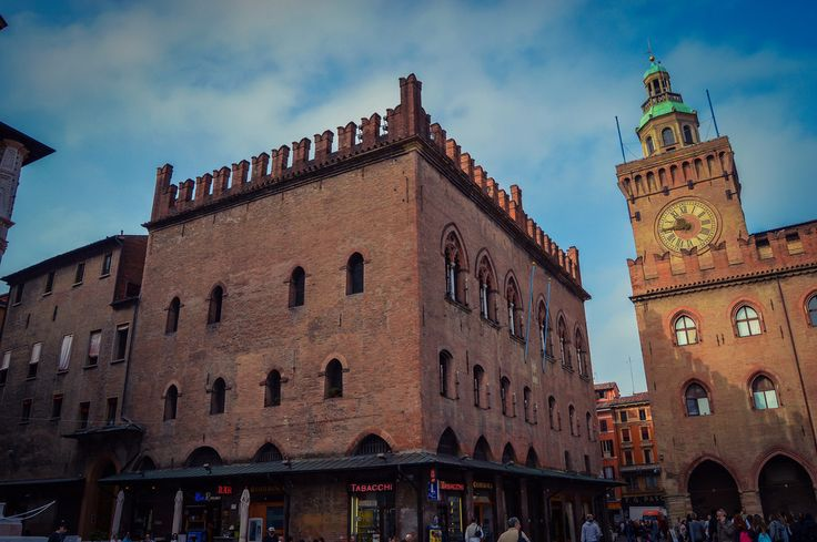 Plaza Mayor (Bologna - Italy)