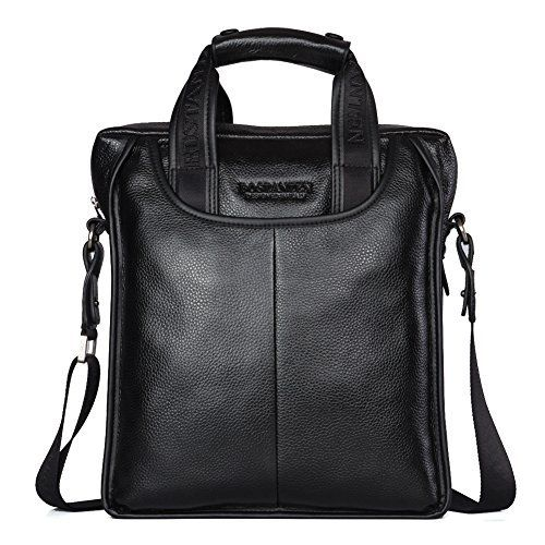 New Trending Briefcases amp; Laptop Bags: BOSTANTEN Leather Handbag Briefcase Messenger Business Work Bags for Men Black Small. BOSTANTEN Leather Handbag Briefcase Messenger Business Work Bags for Men Black Small  Special Offer: $54.88  311 Reviews Upper Material:Cow LeatherLining Material:PolyesterShow Color: Black, Coffee, Blue Weight:1.40 kg (Actual weight varies)Shipping Area:GlobalItem Model...