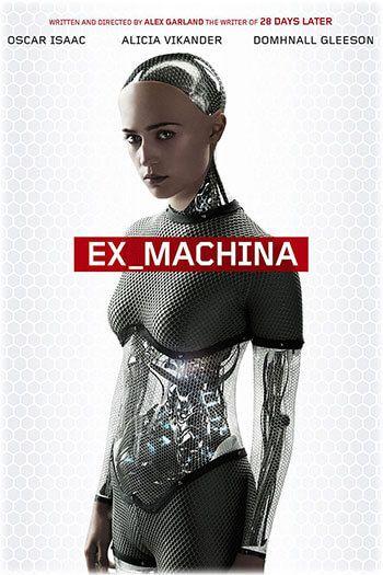Από Μηχανής - Ex Machina - 2014