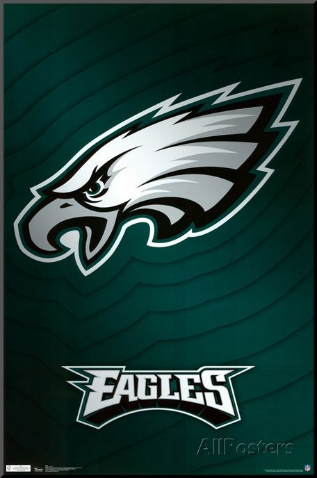 Philadelphia Eagles Logo Prints at AllPosters.com