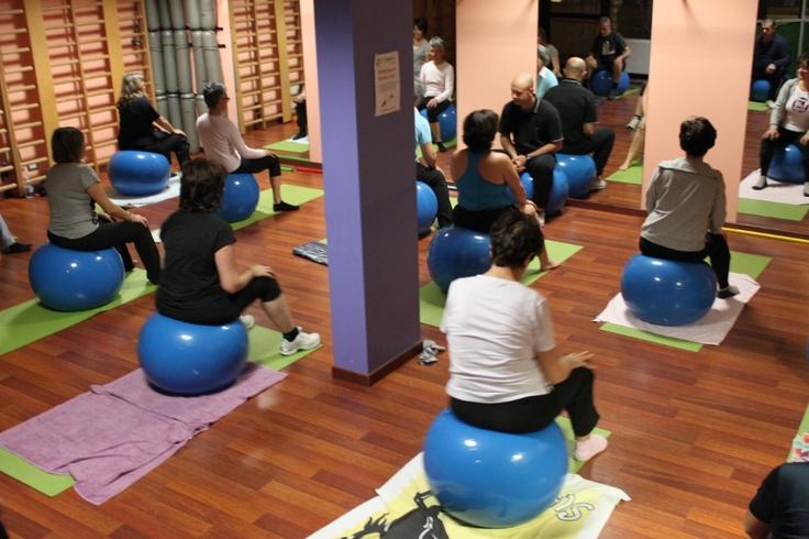 Corsi di ginnastica posturale