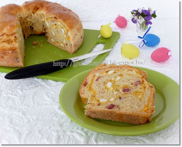 Tojáskrémes kalács |  fotó: gizi-receptjei.blogspot.hu - PROAKTIVdirekt Életmód magazin és hírek - proaktivdirekt.com