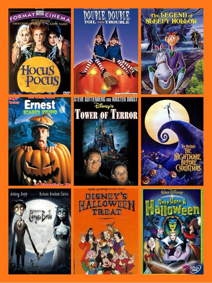 Favorite halloween movies for kids happy haunting pinterest