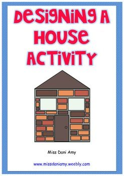 This resource is useful for students from 4th grade/Year 4 to 6th grade/Year 6.   There are three types of worksheets (differentiation) based on area. They have to use area to design a house. Students must find the length and widths of rooms, as well as draw rectangle rooms that have a certain area.  *The worksheet uses measurements in centimetres.
