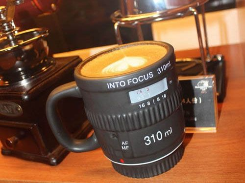€18,95 Into Focus Mug