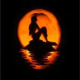Pumpkin Carving Ideas for Halloween....safjhfgjkfdghdfg ARIEL PUMPKIN!!!