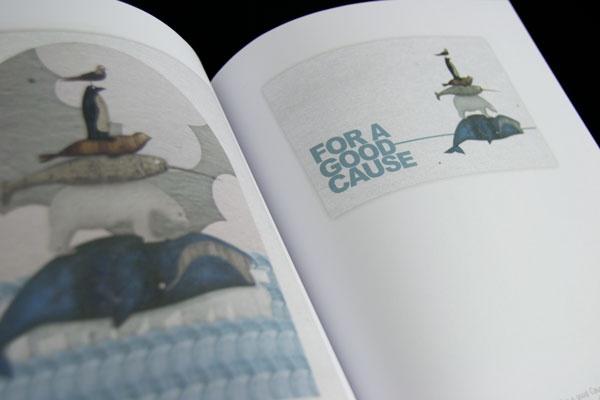 Editorial illustration. Select J Index Book Frän Alðnssön 2011