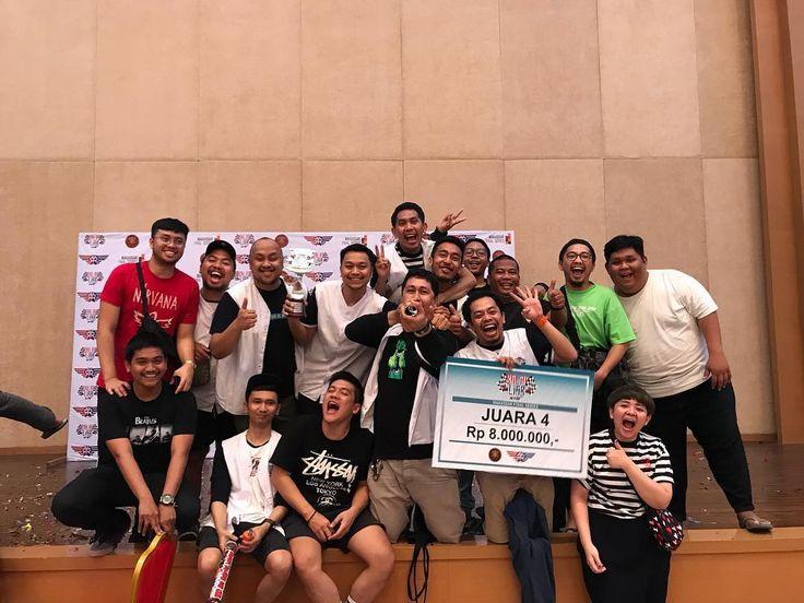 Alhamdulillah juara 4 #balapliar #finalseries #tamiya #makassar
