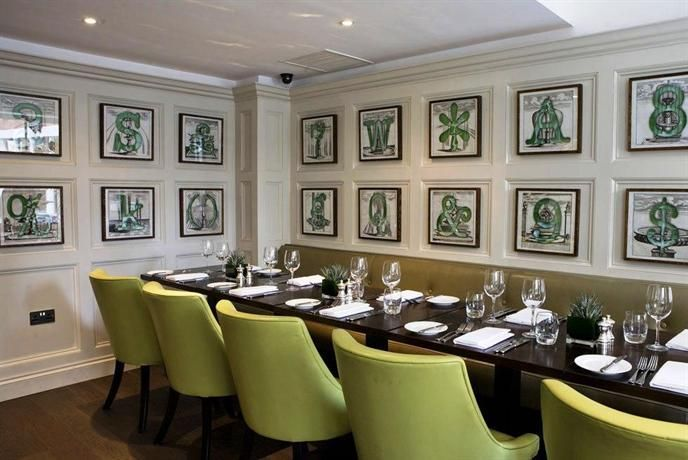 Hotel Deal Checker  The Montcalm At The Brewery London City Prepossessing Chiswell Street Dining Room Design Ideas