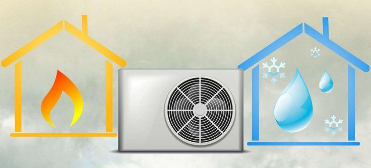 Perchè una pompa di calore è una soluzione ideale per abbattere i costi?