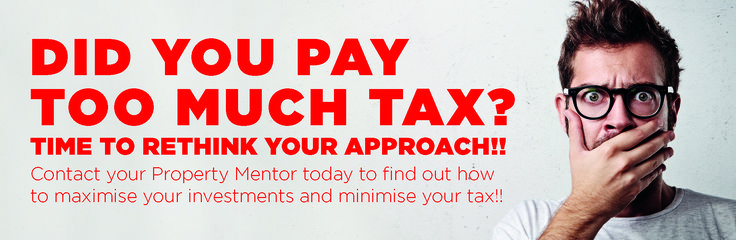Did you pay too much tax this year? Let us show you how to prevent that next financial year!