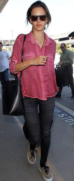 Dusky Pink Shirt