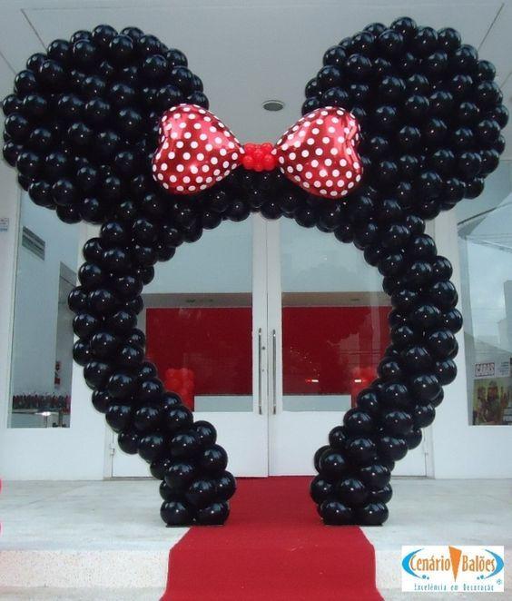 Festa Infantil da Minnie em 12 Dicas Sensacionais! Confira!