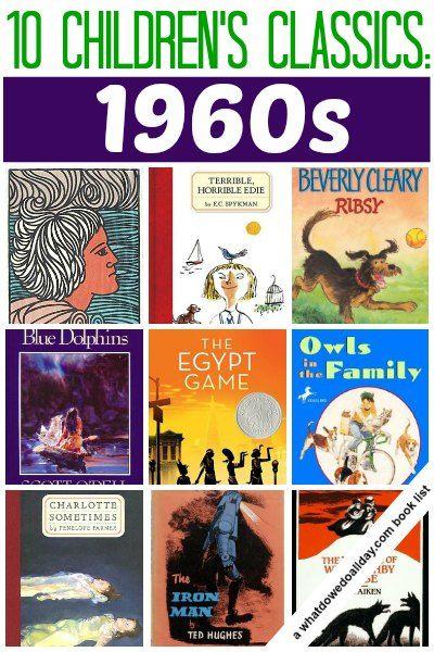 1960s Children S Books Best Children S Literature Of The 20th