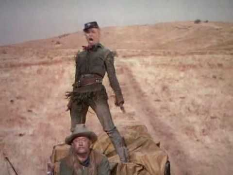 The Deadwood Stage from Calamity Jane (1953) I use to dance around singing this when I was little. Doris Day would make me laugh so hard!!!