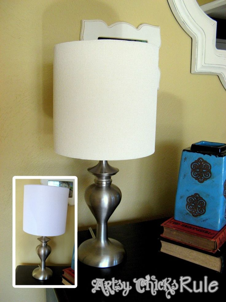 1000 ideas about painted lampshade on pinterest. Black Bedroom Furniture Sets. Home Design Ideas