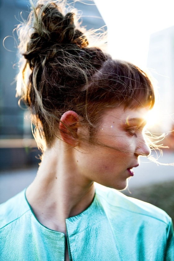 hair styles buns 34 best it is possible to bangs and an undercut 9720