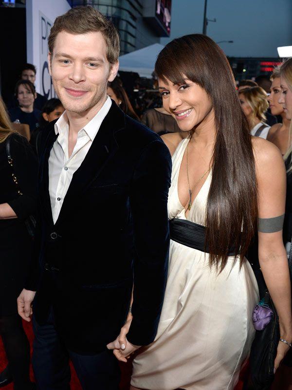 Joseph Morgan's Sweet Wedding To 'Vampire Diaries' Co-Star Persia White