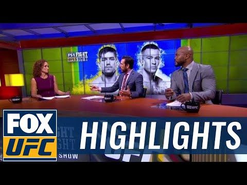 Demian Maia and Colby Covington | HIGHLIGHTS | UFC FIGHT NIGHT