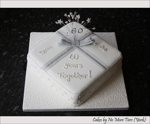 17 Best Ideas About Diamond Wedding Cakes On Pinterest
