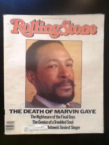 marvin gaye death