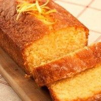 Lemon and Orange Drizzle Cake : Halogen Oven Recipes