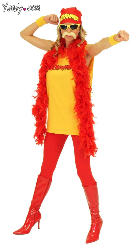 hulk hogan costume brisbane