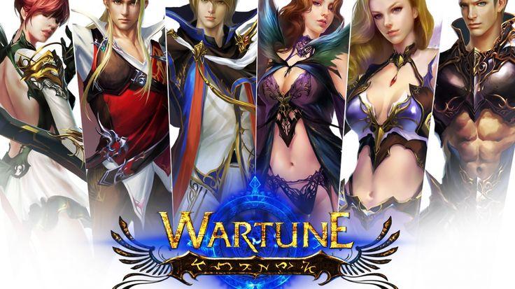 Wartune należy do gier typu MMORPG, która została urozmaicona strategią, jednakże nie zawiera ona zbyt rozbudowanej fabuły.