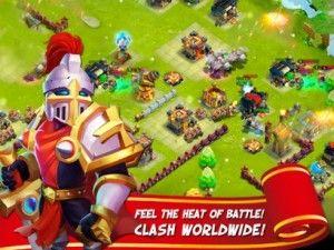 Castle Clash is een ontzettend leuk spel dat beschikbaar is voor iOS en Android. Het is een beetje hetzelfde als Clash of Clans, een ontzettend leuke strategie game app.