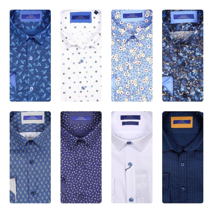 Camasi de vara, 149 lei don-men.com #summer #shirts #shop #now