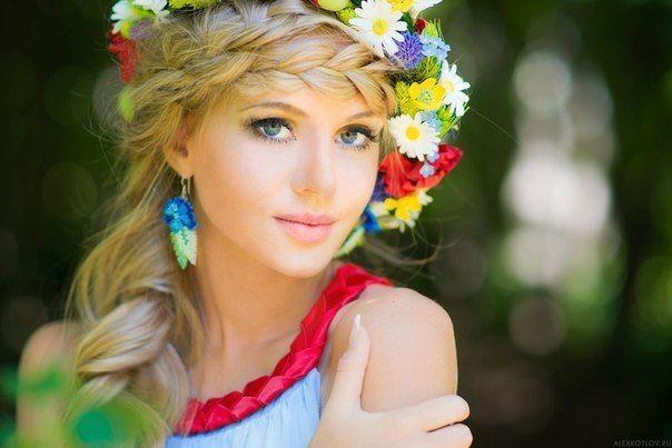 В какой стране живут самые красивые женщины? 01