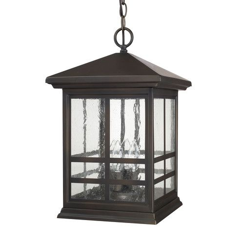Macy 4 Light Outdoor Hanging Lantern #birchlane