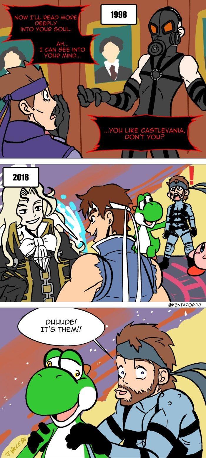 Still A Fan Smash Bros Funny Super Smash Bros Memes Super