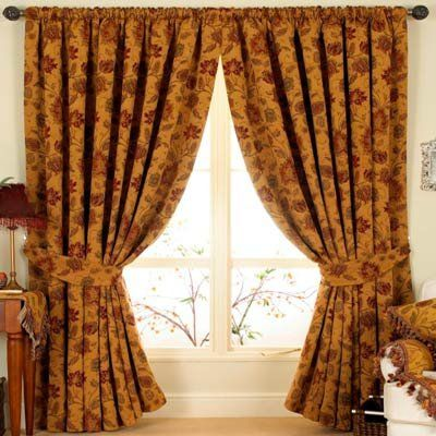 17 Best images about CURTAINS on Pinterest | Yarns, Paisley ...
