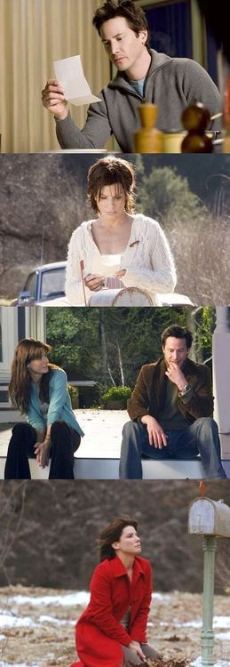 the lake house just watched again!! Still one of my faves!! (: