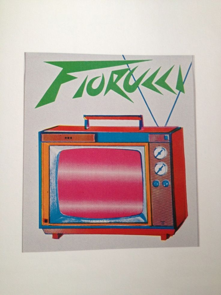 """I Love Your Style: Printed Matter: """"Liberi Tutti,"""" Fiorucci Edition"""