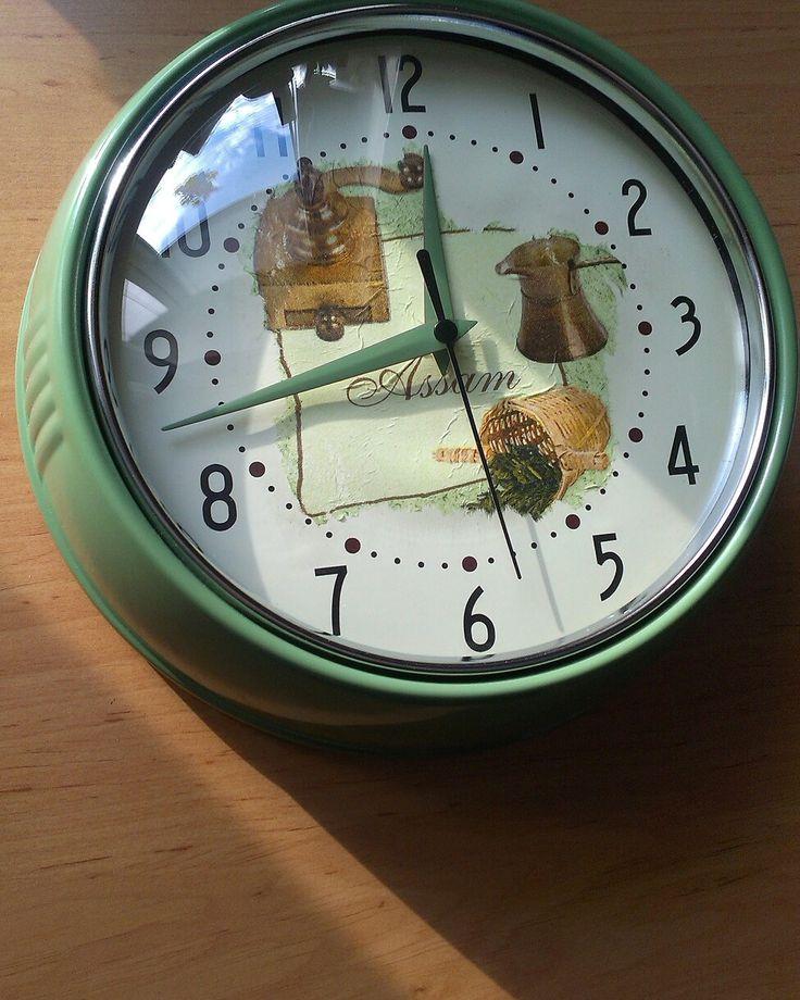 Kuchynske hodiny