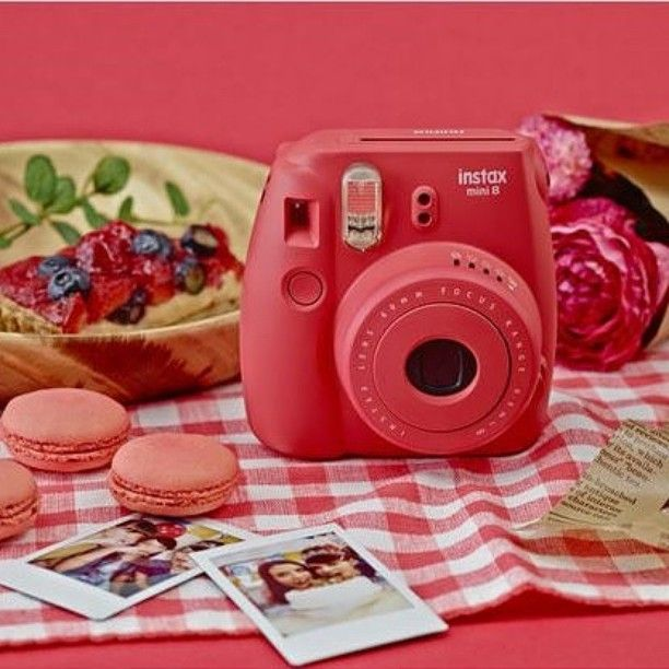 Have you seen our new #FujiFilm Instax Series colors?  They're great for #DIY and #scrapbook projects! Plus, these cameras take the cutest polaroids & print them instantly on the go. Grab yours at your local Jo-Ann or online at Joann.com!