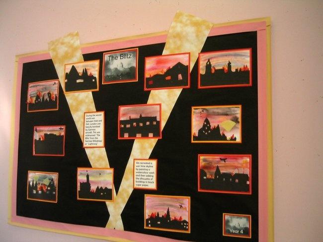 Reproduce in class originally created Lena Ellison - not my display