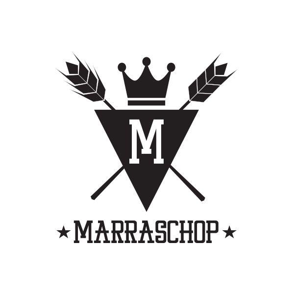 logotipo nuevo restaurant Marrashop