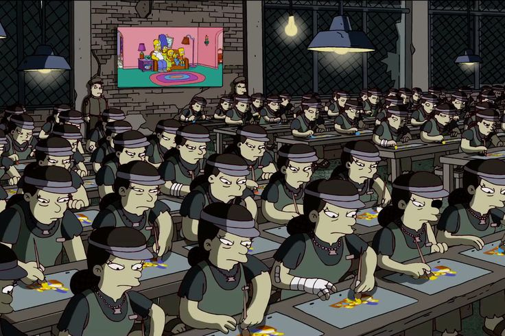 Watch 13 of the internet's best 'Simpsons' videos | The Verge