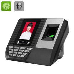 Fingerprint + Facial Recognition Terminal