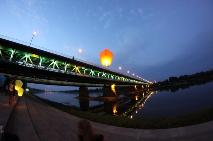 Most Gdański, Warsaw, Poland // fot. Agata Olearczyk