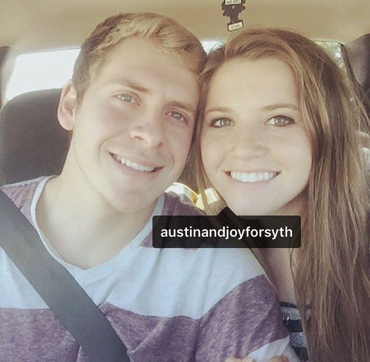 Look who joined Instagram! | #Newlyweds #JoyForsyth #AustinForsyth #ForsythFamily |