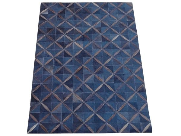 Mønstret skinnteppe